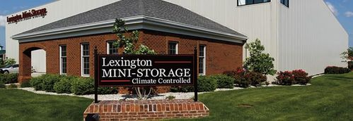 Lexington Mini-Storage prides itself in offering residential and business storage facilities at two Lexington locations.